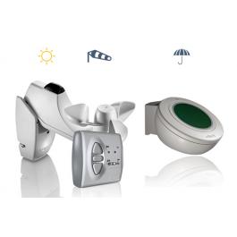 Neu: Sensor-Komplettpaket Sonne-Wind-Regen